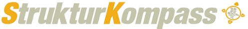Logo Strukturkompass Sachsen-Anhalt